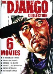 Django Collection, Volume 1: 6 Movies (A Man