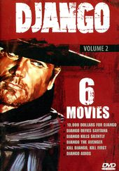 Django Collection, Volume 2: 6 Movies (10,000