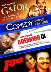 Burt Reynolds Comedy Triple Feature: Gator /