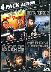 Delta Force / Delta Force 2 / Code of Silence /