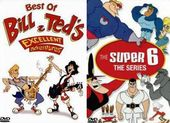 Bill & Ted's Excellent Adventures / The Super 6: