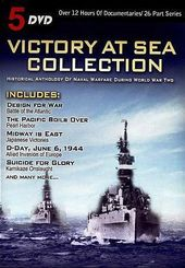 Victory at Sea Collection (5-DVD)