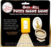 Over The Hill - Potty Night Light