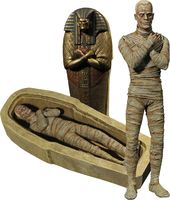 Universal Monsters - Select The Mummy Action