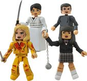 Kill Bill - 10th Anniversary Minimates House Of