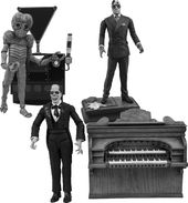 Universal Monsters - Black & White Figure Set #3