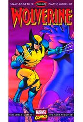 Marvel Comics - Wolverine 1/8 Snap Model Kit