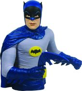 Batman - 1966 Batman TV Series Adam West Bust Bank