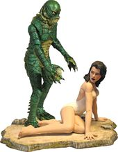Universal Monsters - Select Creature From the