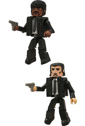 Pulp Fiction - Minimates Jules & Vincent 2-Pk Set