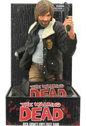 The Walking Dead - Bust Bank Rick Grimes Pfb