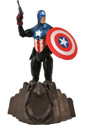 Marvel Comics - Select Captain America Action