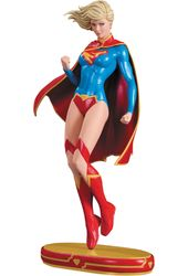 DC Comics - Cover Girls Supergirl Statue