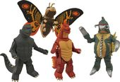 Godzilla - Minimates Series 1 Box Set