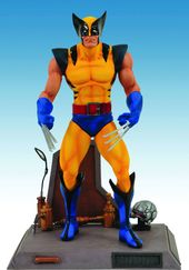 Marvel Comics - Select Wolverine Action Figure