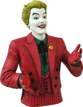 Batman - 1966 Joker TV Series Cesar Romero Bust