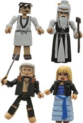 Kill Bill - Minimates Master Of Death Box Set