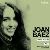 Joan Baez / Volume 2 / In Concert (2-CD)
