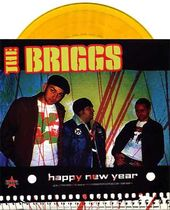 Happy New Year (Yellow Vinyl) (Small Spindle Hole)