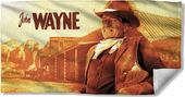 John Wayne - Old West - Beach Towel