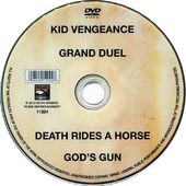 Kid Vengeance / Grand Duel / Death Rides a Horse