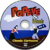 Popeye & Friends, Volume 3 [Paper Sleeve]