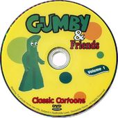 Gumby & Friends, Volume 1 [Paper Sleeve]