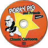 Porky Pig and Friends, Volume 1 [Paper Sleeve]