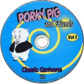 Porky Pig and Friends, Volume 2 [Paper Sleeve]