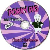 Porky Pig and Friends, Volume 3 [Paper Sleeve]