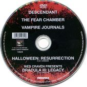 Descendant / The Fear Chamber / Vampire Journals