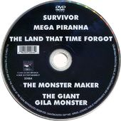 Survivor / Mega Piranha / The Land That Time