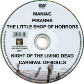 Maniac / Piranha / The Little Shop of Horrors /
