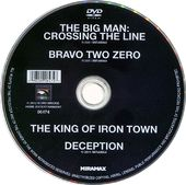 The Big Man: Crossing the Line / Bravo Two Zero /