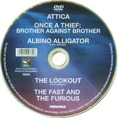 Attica / Once a Thief: Brother Against Brother /