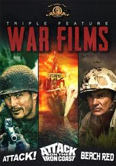 War Films Triple Feature (Attack / Attack on the