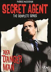 Secret Agent aka Danger Man - The Complete Series