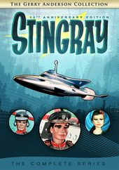 Stingray - Complete Series (6-DVD)