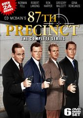 87th Precinct - Complete Series (6-DVD)