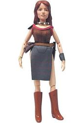 "Doctor Who - Leela - 8"" Action Figure"