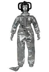 "Doctor Who - Cyberleader - 8"" Action Figure"