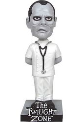 The Twilight Zone - Doctor Bernardi Bobble Head