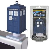 Doctor Who - TARDIS - Monitor Bobble Head