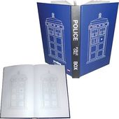 Doctor Who - TARDIS - Writing Journal