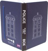 Doctor Who - Tardis - Mini-Journal