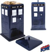 Doctor Who - Tardis - Cookie Tin