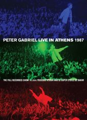 Peter Gabriel - Live in Athens 1987 / Play (2-DVD)