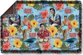 Elvis Presley - Blue Hawaii - Woven Throw