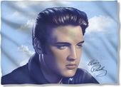 Elvis Presley - Big Portrait - Pillow Case