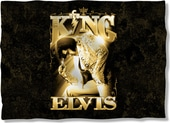 Elvis Presley - The King - Pillow Case